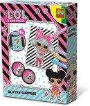 LOL Surprise Glitterkaarten - 4 kaarten