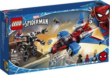 LEGO Spider-Man Spiderjet vs. Venom Mecha - 76150