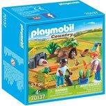 Playmobil Country - Kinderen met kleine dieren - 70137