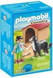 Playmobil Country - Kind met hond - 70136