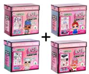 L.O.L. Surprise Furniture Pack 4 in 1