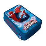 Spiderman - 3 dubbel gevulde etui
