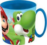 Super Mario Bros mok - micro