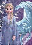 Frozen 2 fleecedeken - 100 x 150 cm - Elsa
