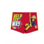 Brandweerman Sam zwembroek - rood