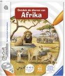 Tiptoi boek - Ontdek de dieren in Afrika