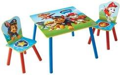 Paw Patrol Tafel met stoeltjes voor kinderen