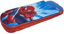 Spiderman readybed - 2 in 1 slaapzak en luchtbed voor kinderen