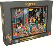 Goliath - Nachtwacht Puzzel – Limited Edition