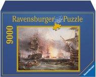 Ravensburger puzzel - Bombardement Algiers - 9000 stukjes