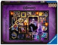 Ravensburger puzzel - Villainous Ursula - 1000 stukjes