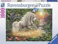 Ravensburger puzzel - Mystieke eenhoorn - 1000 stukjes