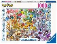 Ravensburger puzzel - Pokémon Chalenge - 1000 stukjes