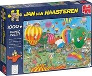Jan van Haasteren -  Hoera Nijntje 65 Jaar - 1000 stukjes