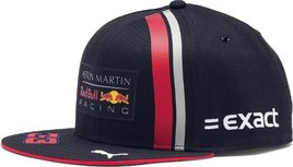 PUMA Red Bull Racing Official Verstappen Cap Volwassenen - Night Sky/Chinese Red