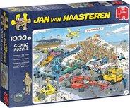Jan van Haasteren - Formule 1 de start - 1000 stukjes