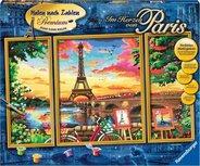Schilderen op Nummer - In het hart van Parijs