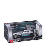 Burago - Mercedes -  F1 1:32