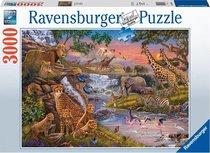 Ravensburger - Dierenrijk - Puzzel - 3000 Stukjes