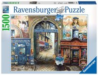 Ravensburger puzzel - Passage in Parijs - 1500 stukjes