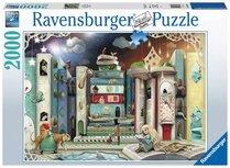 Ravensburger puzzel - Straat van de romans - 2000 stukjes
