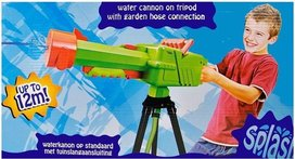 Free And Easy Water Cannon Black / green
