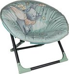 Disney Dumbo Opklapbare Moon Chair Mint/Zwart