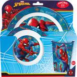 Spiderman ontbijtset - micro