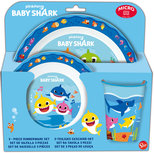 Baby shark ontbijtset - micro