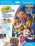 Color Wonder - Paw Patrol - Kleurboek met 5 knoei vrije viltstiften