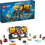 Lego City - Oceaan Onderzoeksbasis - 60265