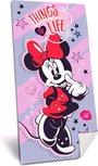 Minnie Mouse beachtowel