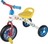 Fisher-Price Kinder Driewieler met ratelwiel - Wit