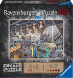 Ravensburger puzzel escape The Toy Factory - 368 stukjes