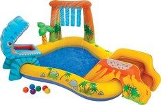 Intex -  Speelzwembad Dinosaurus - zwembad