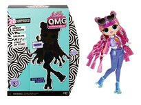 LOL Surprise OMG Fasion Doll: Roller Chick - serie 3