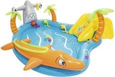 Intex Speelzwembad Zeedieren