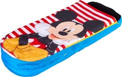 Mickey Mouse readybed - 2 in 1 sleeping bag and air mattress for children