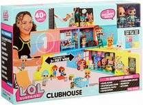LOL Surprise Clubhouse - clubhuis speelset