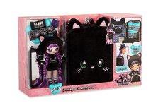 Na Na Na Surprise 3-in-1 Backpack Bedroom Playset: Black