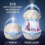 Frozen 2  zak en nachtlamp Goglow
