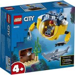Lego City - Oceaan mini duikboot - 60263