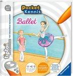 Tiptoi boek - pocket boek - ballet