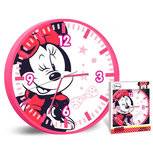 Minnie Mouse klok - wandklok