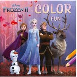 Frozen 2 - Kleurboek