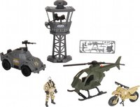 Soldier Force Verdediging Buitenpost