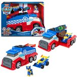 PAW Patrol, Ready, Race, Rescue Mobile Pit Stop - team vehicle with sounds