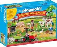 Playmobil Country -  Adventskalender de boerderij - 70189