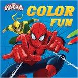 Spider-man kleurboek