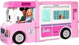 Barbie - 3-in-1 DroomCamper & Accessoires